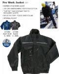 Tuffstuff Pro Work Jacket (Sizes S-3XL = 36-58)